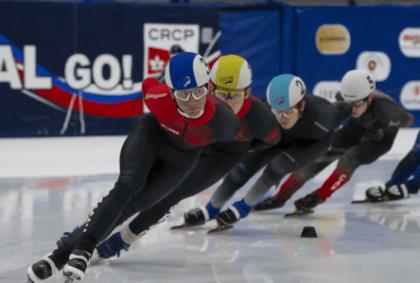 Charles Hamelin named 2021 Quick Monitor Skating Athlete of the Yr