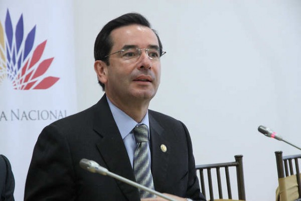 Juan Carlos Cassinelli. Foto Asamblea Nacional