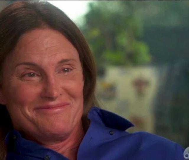 Bruce Jenner En Una Captura De Imagen Del 24 De Marzo De 2015 De La Televisora Abc