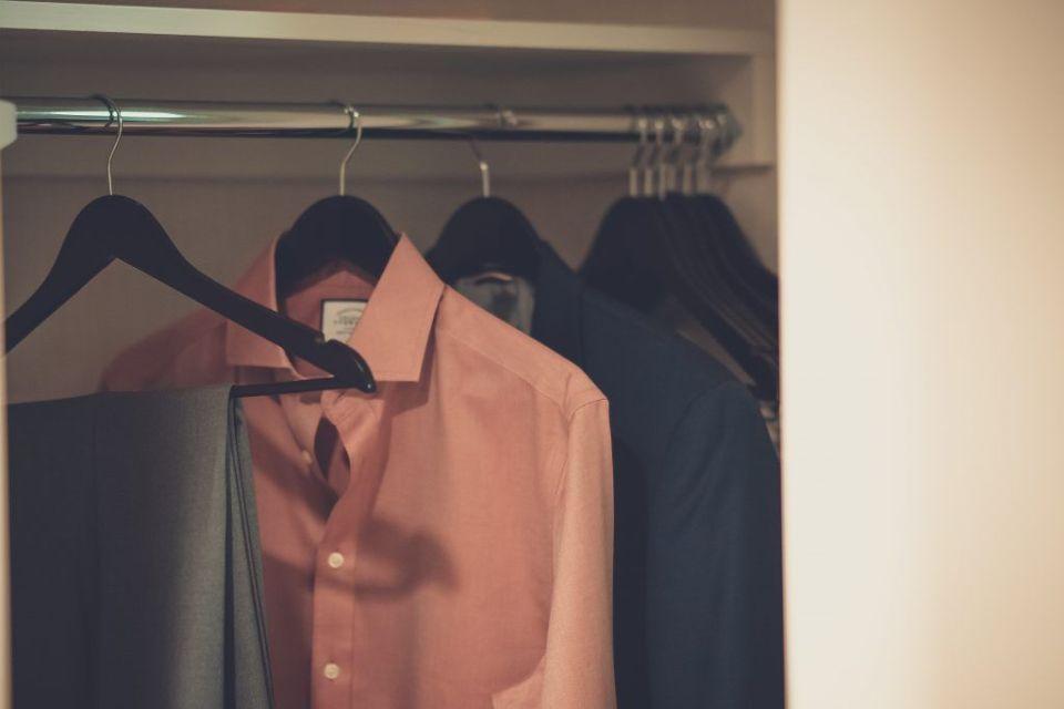 Organizar ropa ocasiones especiales