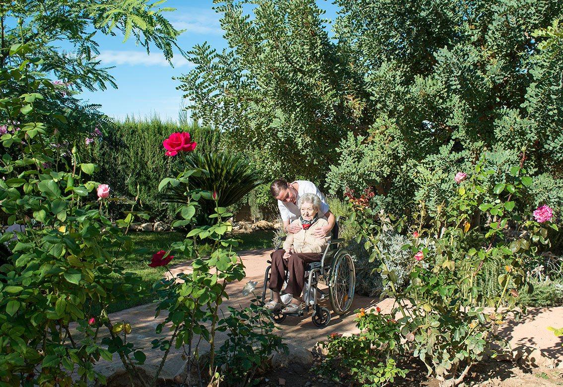 jardín benisano