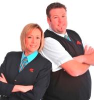 Julie et Justin Pelletier