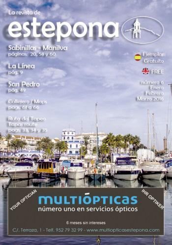 nº 6 Portada la Revista de Estepona