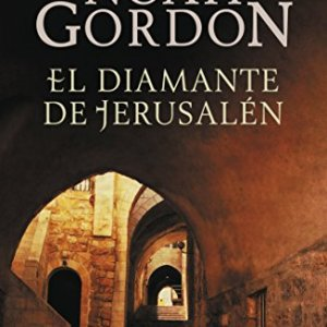 Libro El Diamante de Jerusalén Noah Gordon