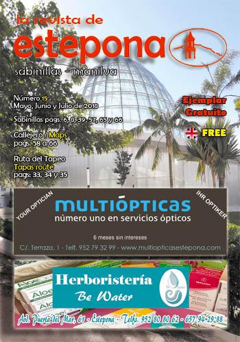 La Revista de Estepona Portada número 15
