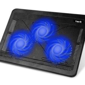 Base Refrigeración Portátil Ventilador para Gaming