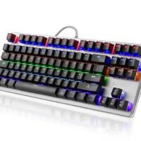 Teclado Mecánico Gaming con Disposición Española