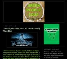 LAMB #999 – Green People Soup
