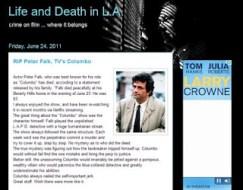 LAMB #991 – Life and Death in L.A.