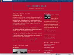 LAMB #27 – The Center Seat
