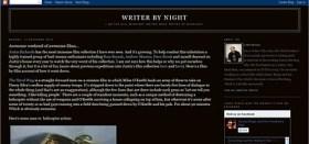 LAMB #763 – Writer by Night