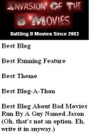 For Your Consideration: Invasion of the B Movies