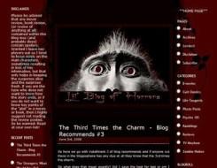 LAMB #108 – Lil' Blog of Horrors