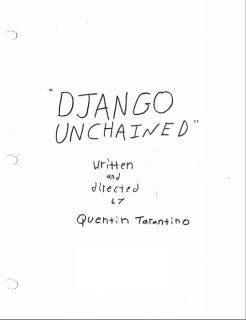 DJANGOUNCHAINEDscript