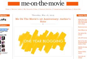 Brutally Blunt Blog Blustering #72 – Me on the Movie