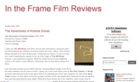 LAMB #1621 – In the Frame Film Reviews