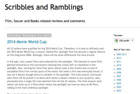 LAMB #1696 – Scribbles and Ramblings