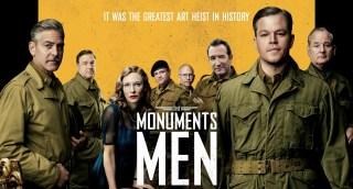 The-Monuments-Men-UK-Quad-Poster