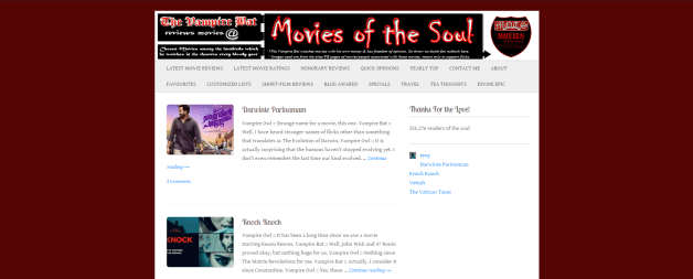 #1765 Movies of the Soul
