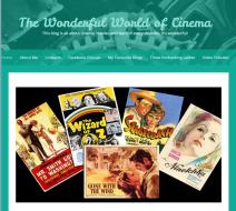 LAMB #1767 – THE WONDERFUL WORLD OF CINEMA