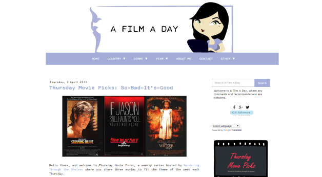 #1781 A Film A Day