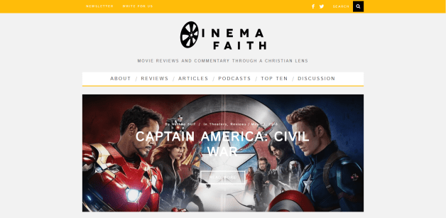 #1828 Cinema Faith