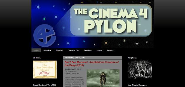 #1845 Cinema 4 Pylon