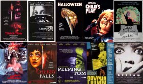 Cult Chops Round Up (October) – Slasher Movies
