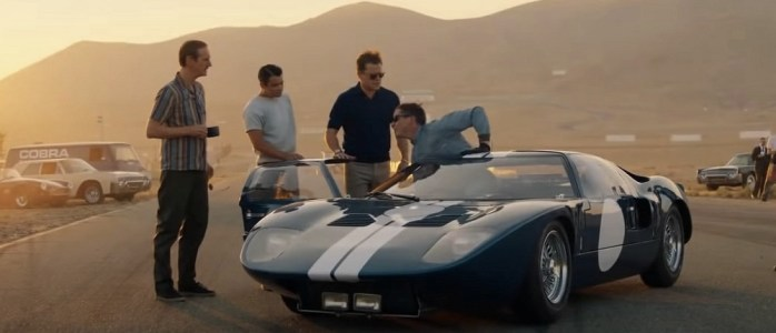 LAMBSCORES: Ford V Ferrari, Charlie's Angels, The Good Liar