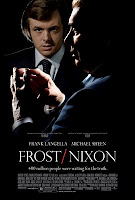 The movie poster for 'Frost/Nixon'