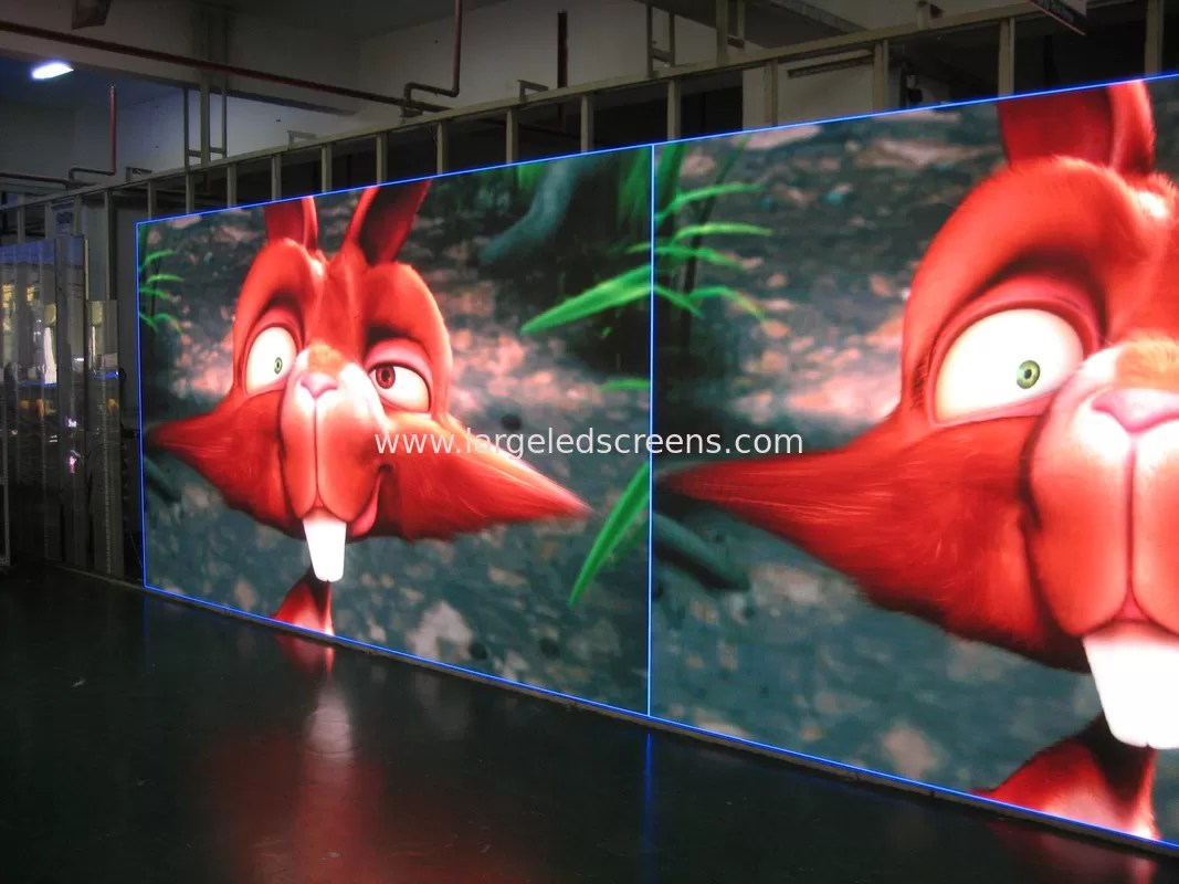 p3 9 hd stage background led video curtain display ultra lightweight