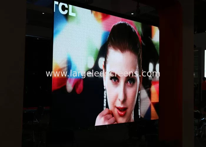hd flexible led screen p6 p5 p4 indoor led video curtain display