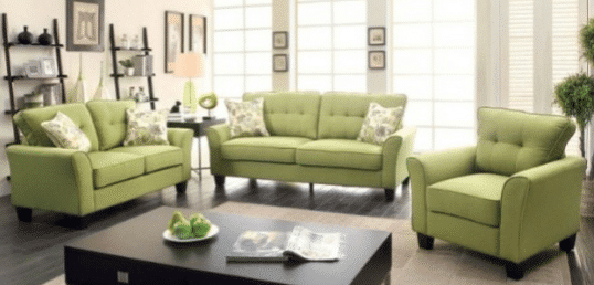 Abeni Series Sofa Set (3,2,1,1)