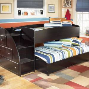 Glorious Kids Room Set 015 – 2 in 1 Bed Frame