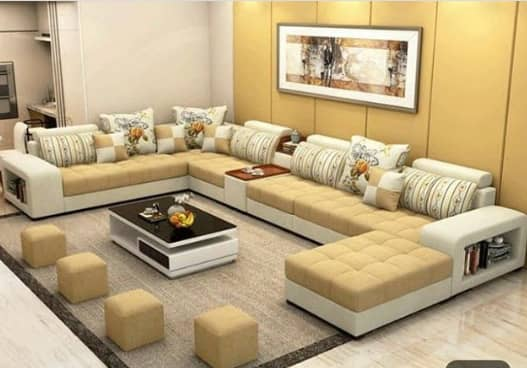 Missy 10 Seater Sectional Sofa