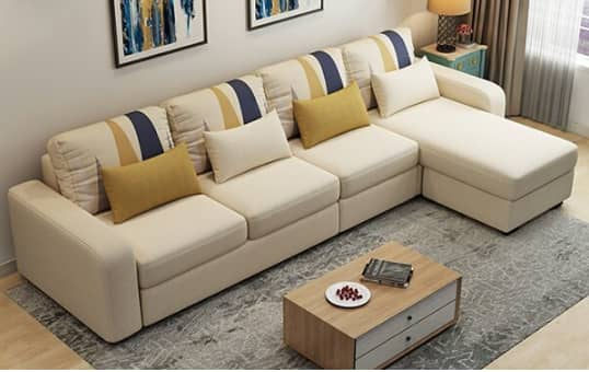 Allure 5 Seater Sectional Sofa