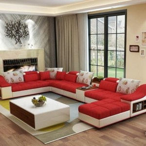 Revere 10 Seater Sectional Sofa