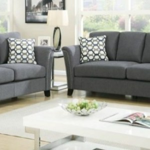 Aria Series (3,2,1,1) Full Sofa Set