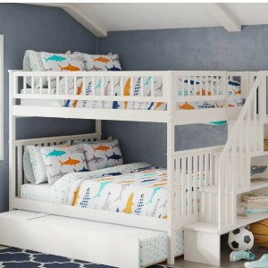 OMEGA V Series 3 in 1 Bunk BedFrame