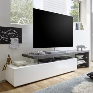 TV Entertainment Unit 6 (200cm by 40cm by H 43cm)