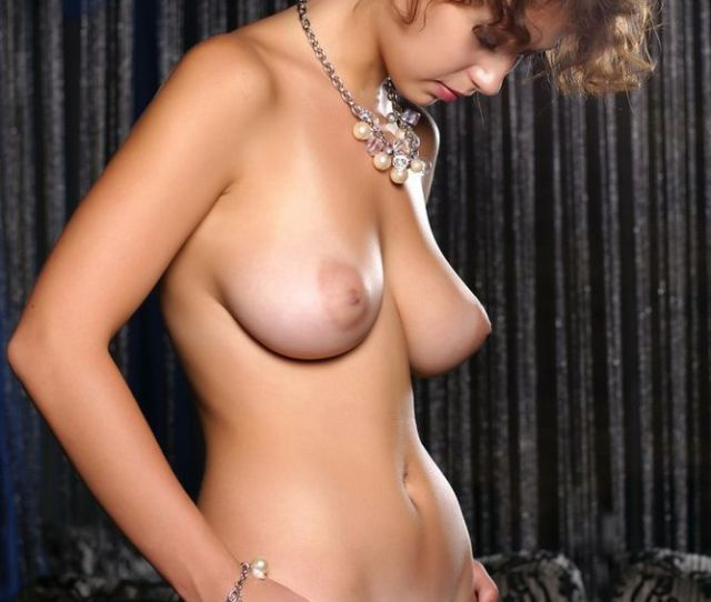 Beautiful Nude Large Boobs Erotic Babe