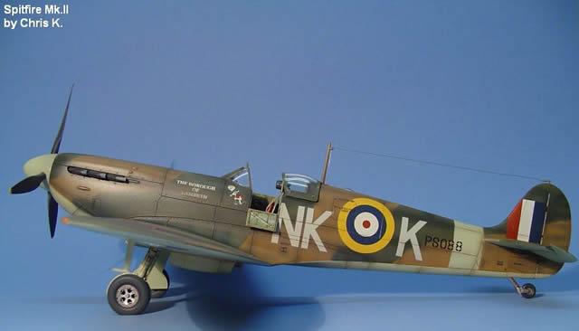1 32 Spitfire Mk Ii Large Scale Planes
