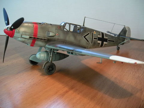Airfix 1 24 Bf 109e Large Scale Planes