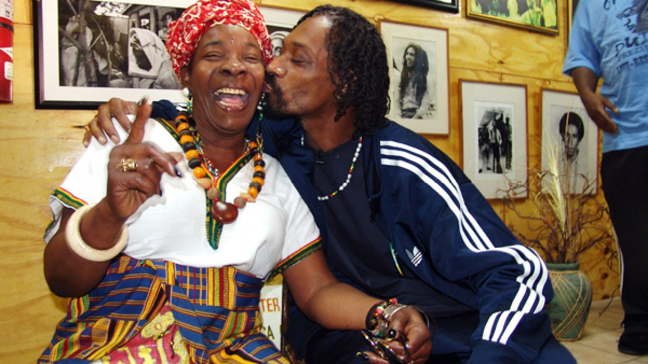 Impressions Rasta Queens X Rita Marley X Snoop Dogg Largeup