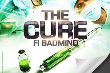 "Vybz Kartel and Russian, ""The Cure Fi Badmind"""