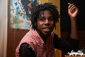 Chronixx by Martei Korley