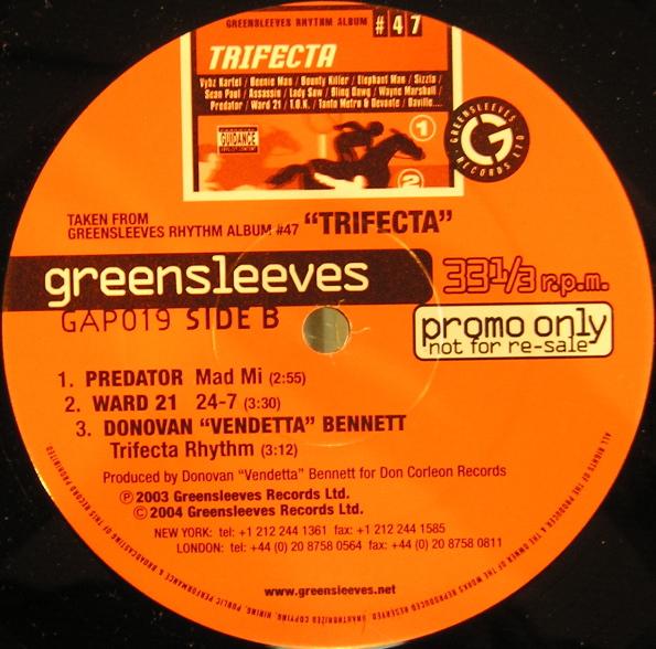 Greensleeves-Predator-LP
