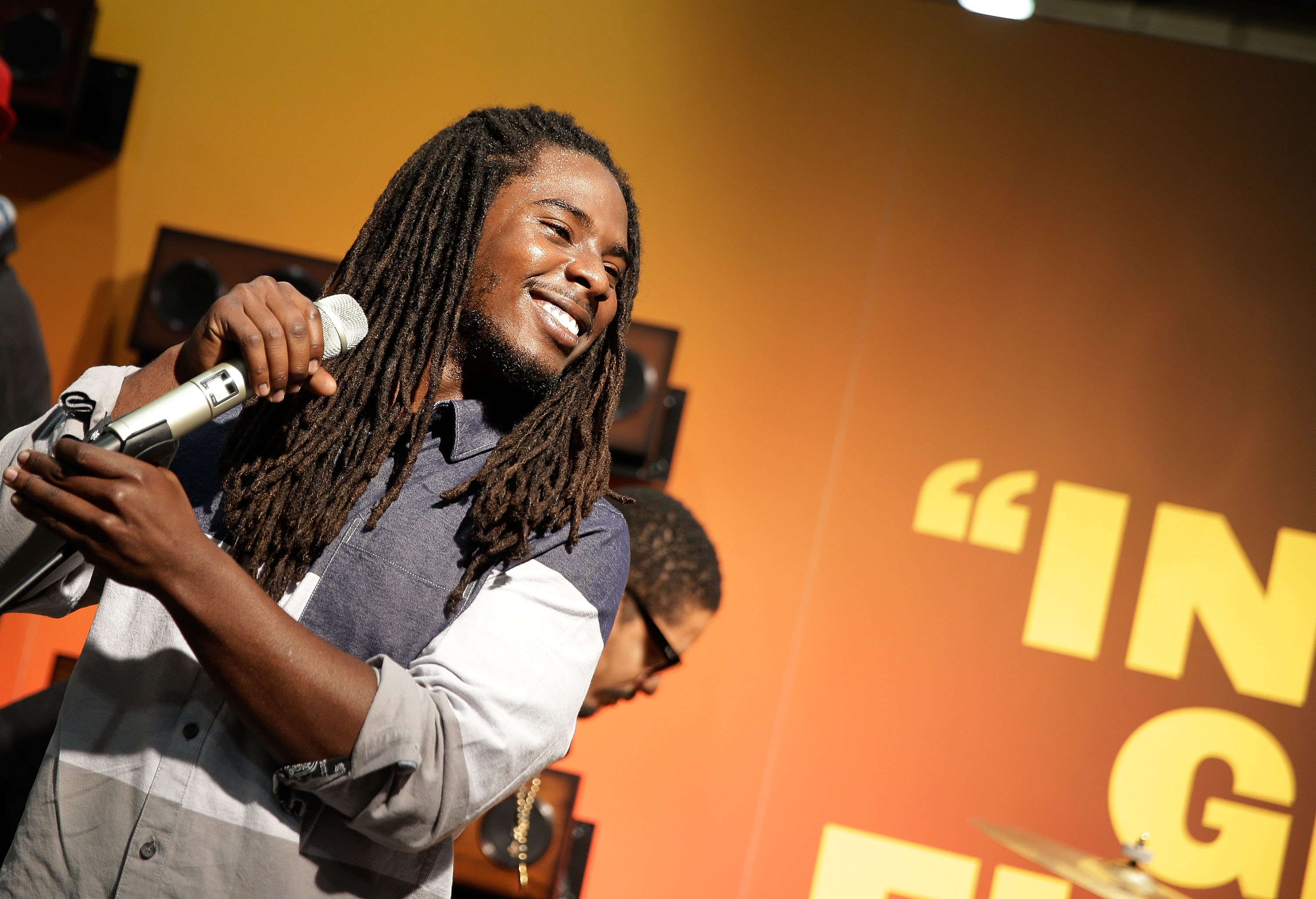 Daniel Bambaata Marley, son of Ziggy Marley and leader of the rising third-generation of Marley artists, opens up the performance series on Tuesday.