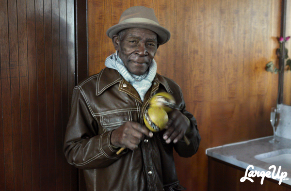 Joseph 'Powda' Bennett: Mento musician and longtime member of the Jolly Boys, Jamaica's longest-running band (1938- August 20, 2014)