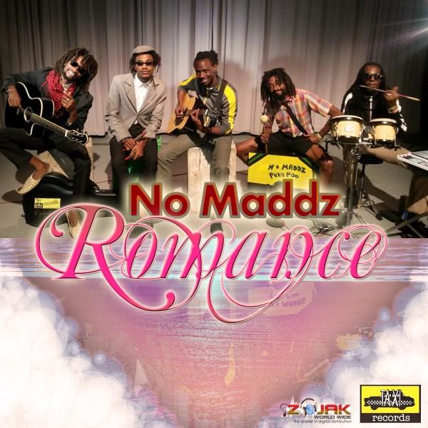 NoMaddz - Romance-cover